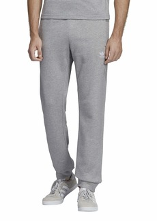 adidas Originals Men's Trefoil Pants medium grey heather