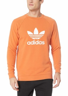 adidas Originals Men's Trefoil Warm-up Crew  S
