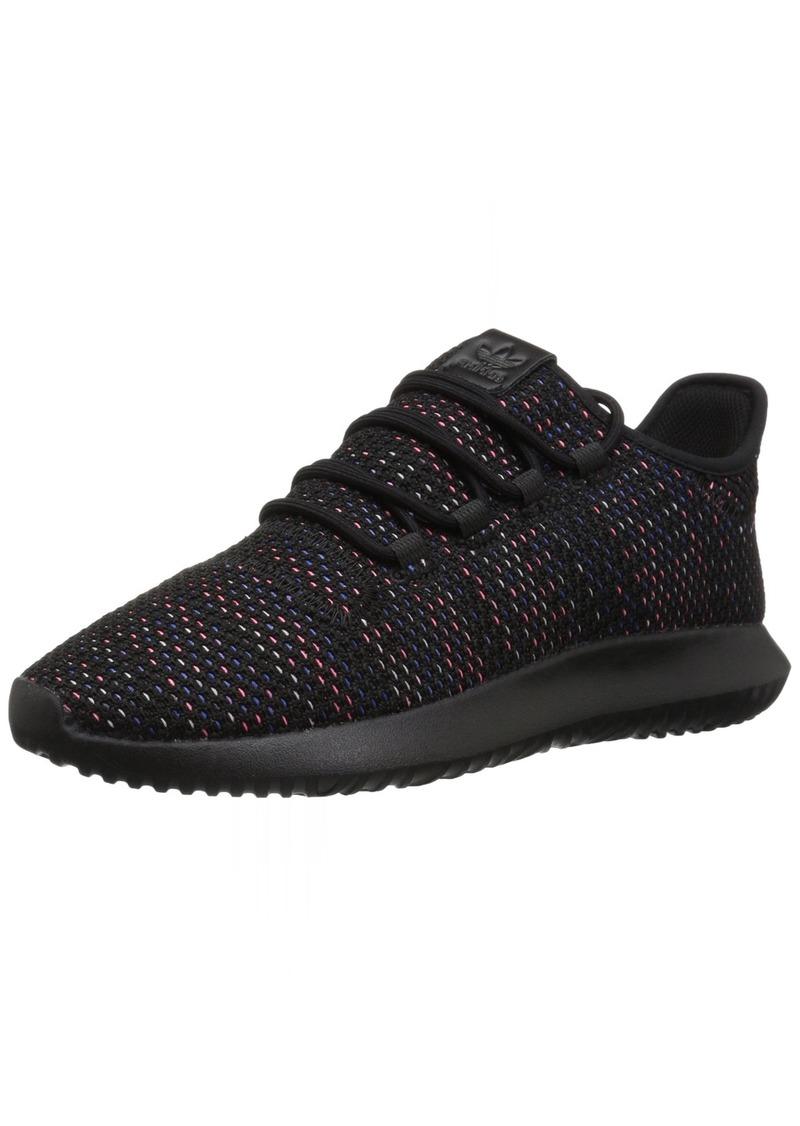 buy popular 1fa19 82ab3 adidas Originals Men s Tubular Shadow Ck Fashion Sneakers Running Shoe Black  Solar red Mystery