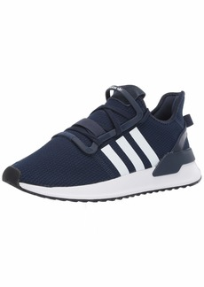 adidas Originals Men's U_Path Running Shoe White/Black  M US