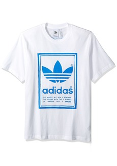 adidas Originals Men's Vintage Tee  XL