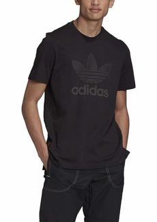 adidas Originals Men's Warmup T-Shirt black L