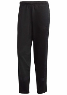 adidas Originals Men's Warmup Trackpant Black/Gold Metallic L
