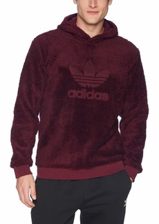 adidas Originals Men's Winterized Pullover maroon XL