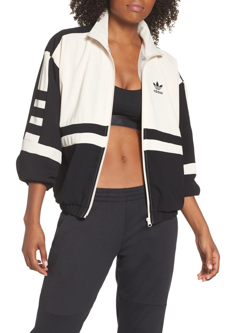 c17b80e7ff Adidas adidas Originals Moto Track Jacket
