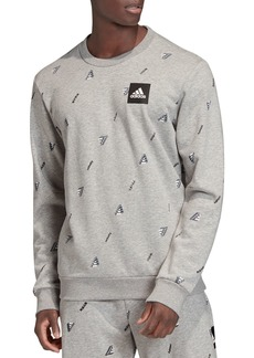 adidas Originals Must Haves Logo Print Sweatshirt