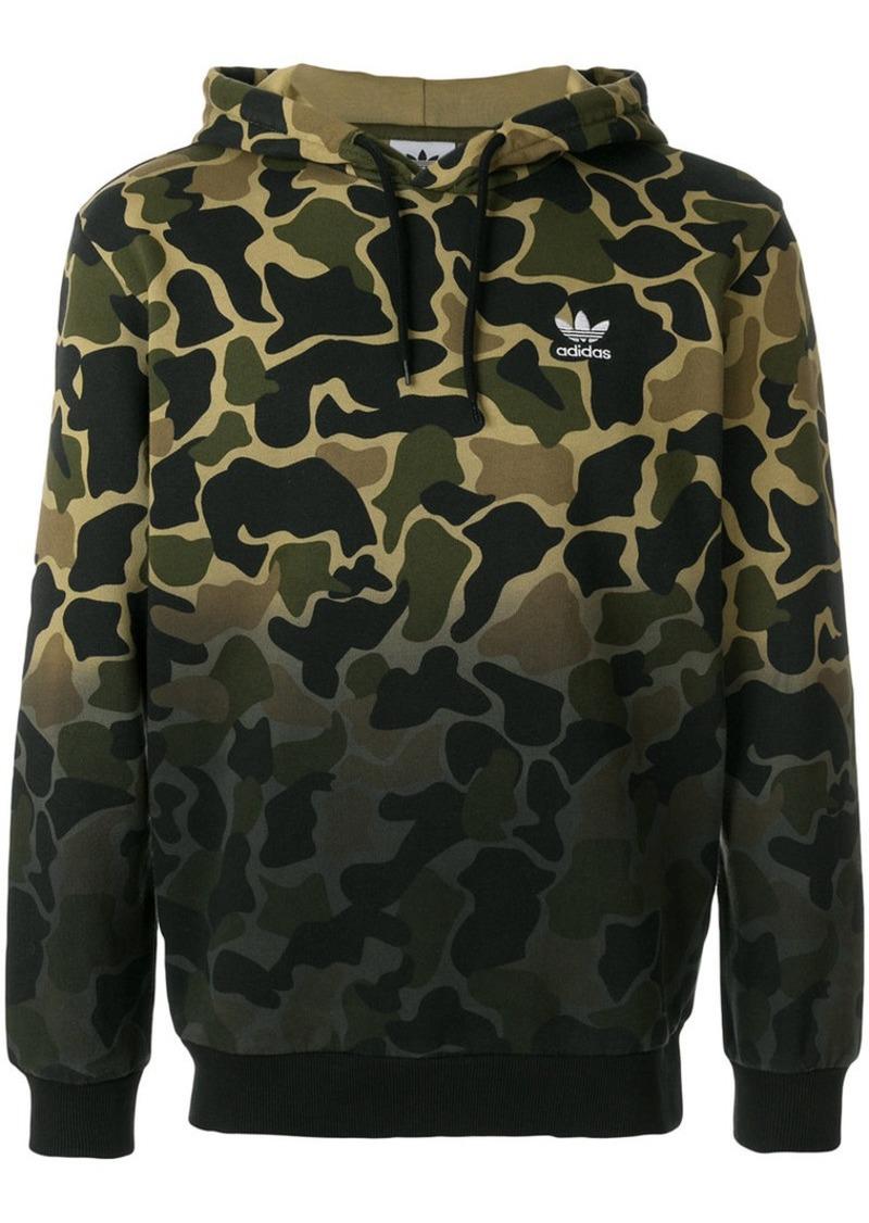 e26520e4bbc8 Adidas Adidas Originals ombré camo hoodie