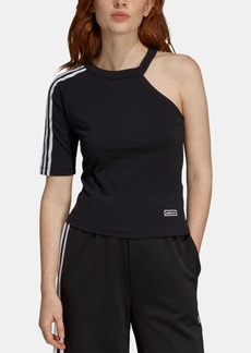 adidas Originals One-Sleeve T-Shirt
