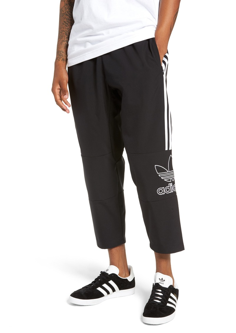 adidas Originals Outline Cropped Pants