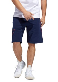 adidas Originals Outline French Terry Shorts