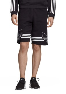 adidas Originals Outline Trefoil Athletic Shorts
