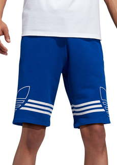 adidas Originals Outline Trefoil Athletic Shorts