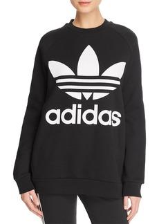 adidas Originals Oversize Logo Sweatshirt
