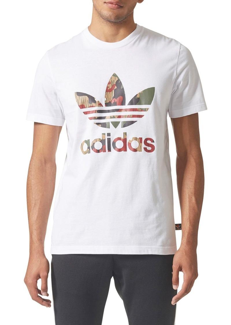 Adidas adidas Originals Pharrell Williams Hu senderismo t shirt t shirts