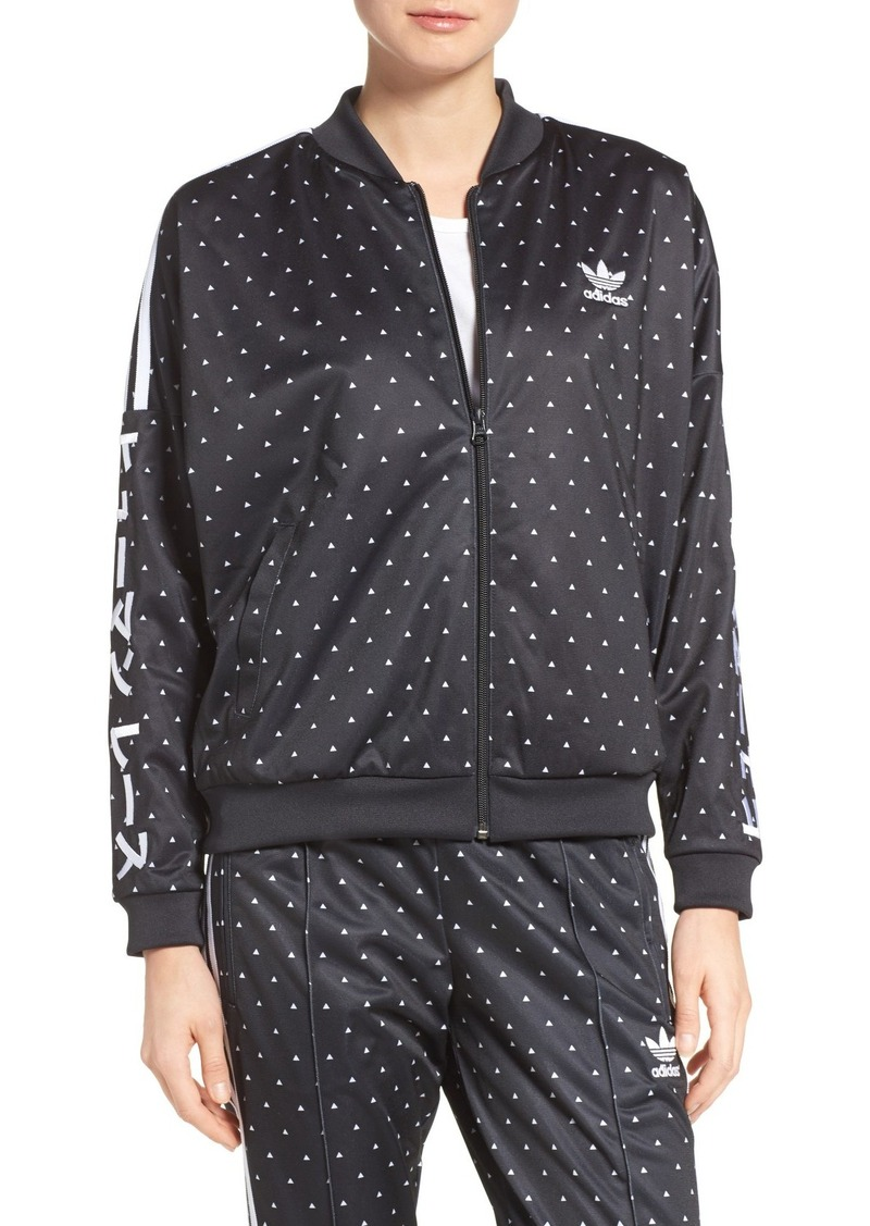 Adidas adidas Originals by Pharrell Williams Hu Track Jacket | Outerwear
