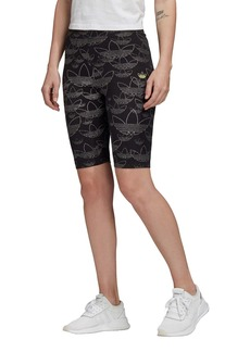adidas Originals Print Bike Shorts