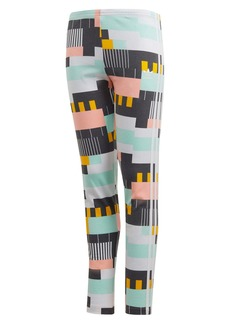 adidas Originals Print Leggings (Big Girls)