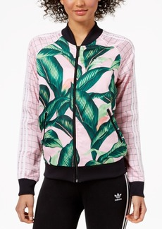 adidas Originals Printed Track Jacket