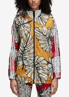 adidas Originals Printed Windbreaker