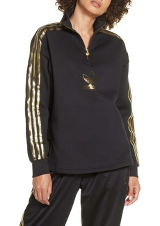 adidas Originals Quarter Zip Pullover
