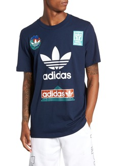 adidas Originals Race Graphic T-Shirt