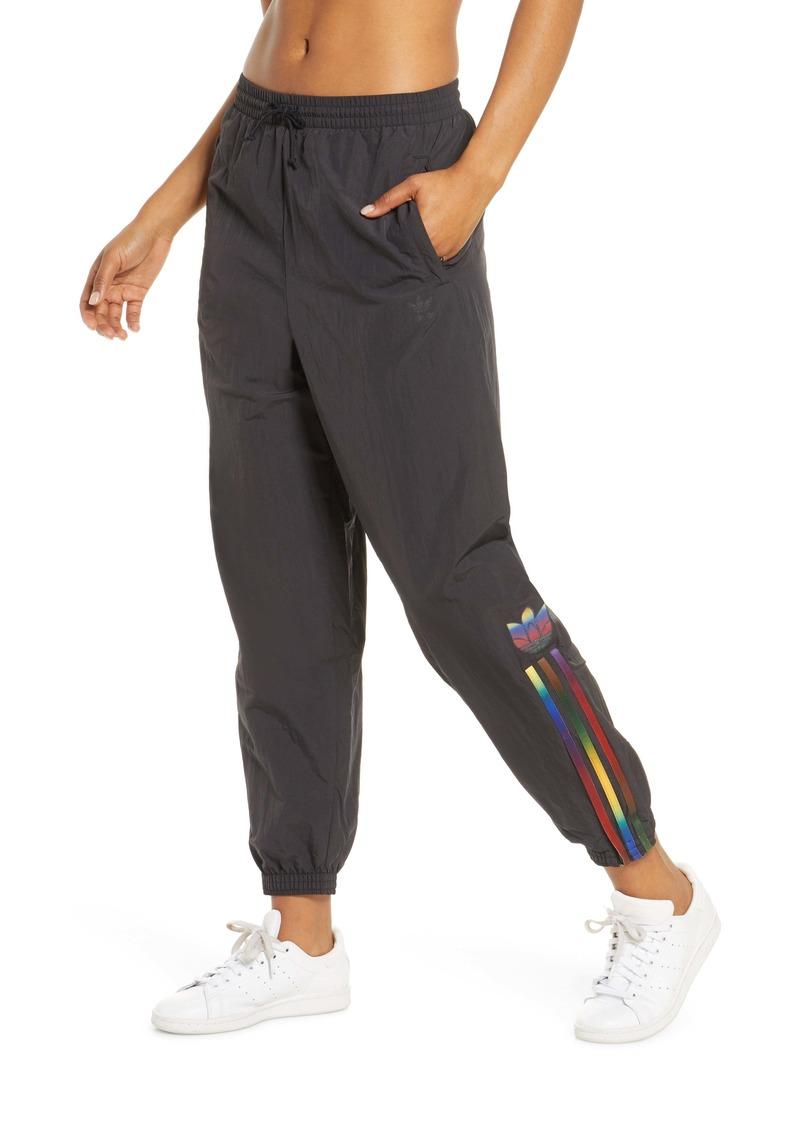 adidas Originals Rainbow Stripe Track Pants