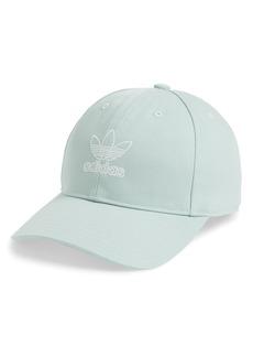 adidas Originals Relaxed Outline Logo Baseball Cap