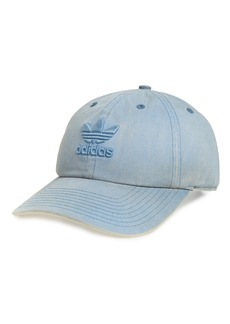 adidas Originals Relaxed Overdyed Baseball Cap