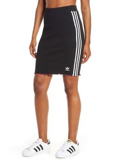 adidas Originals Rib Knit Skirt