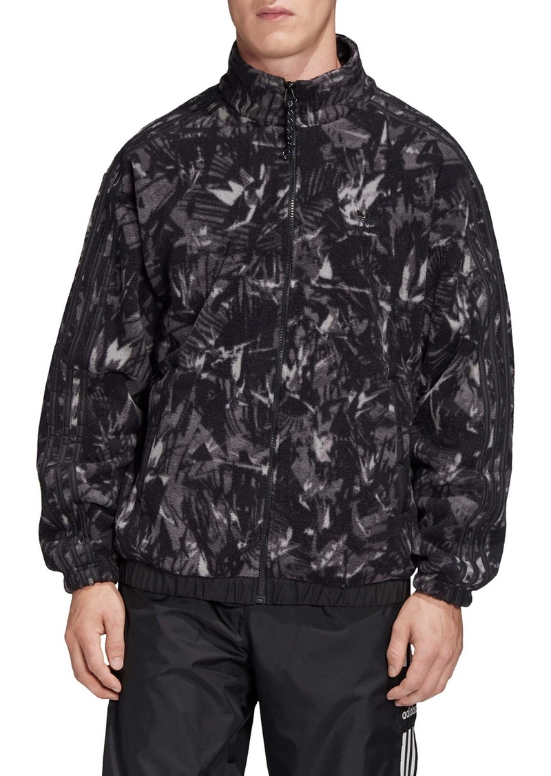 adidas Originals Speed Pack Polar Fleece Track Jacket