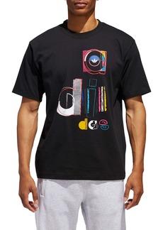 adidas Originals Split Adi Graphic T-Shirt