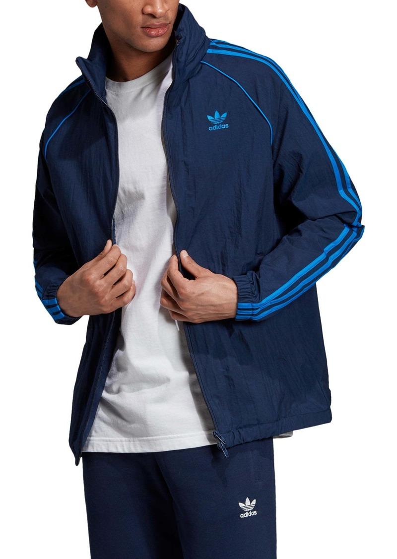 adidas Originals SST Hooded Windbreaker