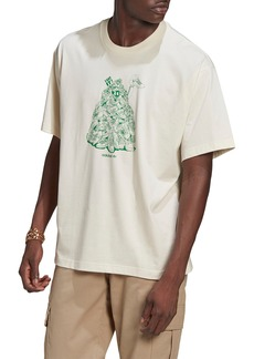 adidas Originals Stan Smith Unite Organic Cotton Graphic Tee