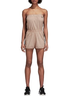 adidas Originals Strapless Romper