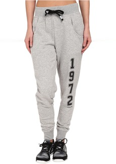 adidas Originals Super Logo Essential Baggy French Terry Track Pant