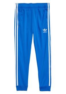 adidas Originals Superstar Track Pants (Big Boys)