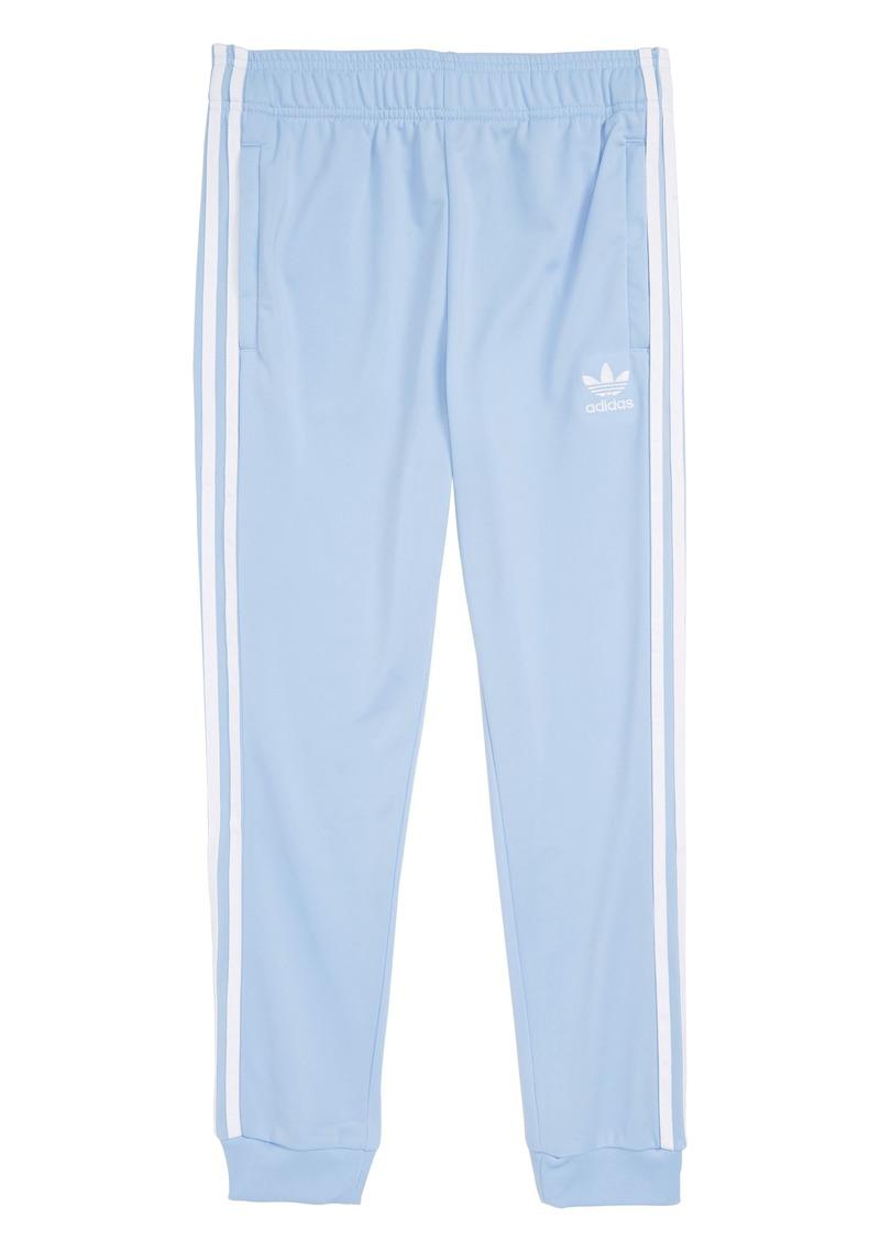 adidas Originals Superstar Track Pants (Big Girls)
