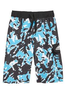 bffe84cf33 adidas Originals Terra Volley Swim Trunks (Big Boys)