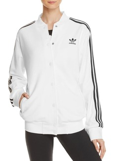 adidas Originals Three Stripe Bomber Jacket