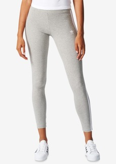 adidas Originals Three-Stripe Leggings