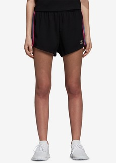 adidas Originals Three-Stripe Shorts