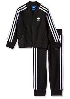 adidas Originals Toddler Boys' Originals Kids Superstar Track Suit