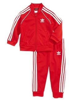adidas Originals Track Jacket & Athletic Pants Set (Baby)
