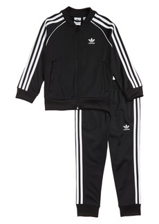 adidas Originals Track Jacket & Sweatpants (Little Boys)