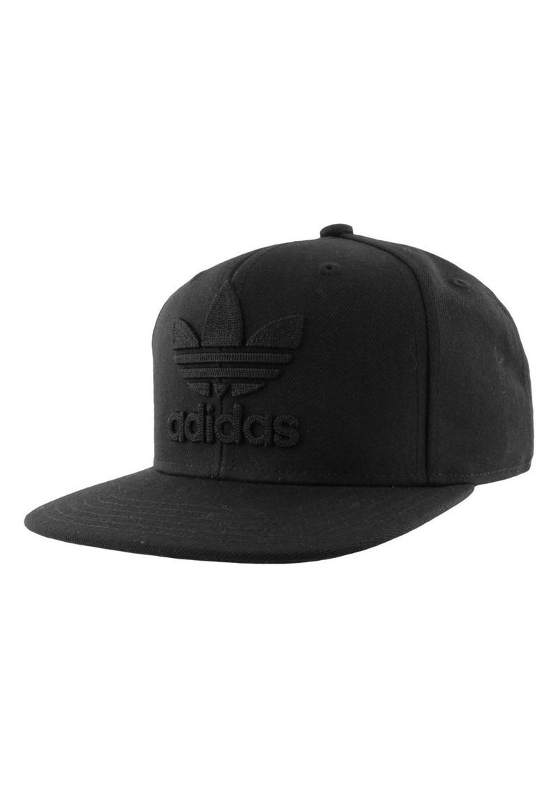 24a8d26f3c18d Adidas adidas Originals  Trefoil Chain  Snapback Cap