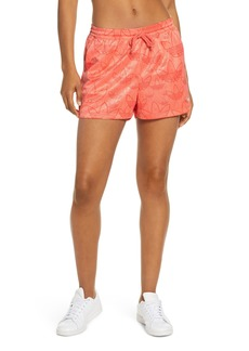 adidas Originals Trefoil Flame Print Shorts