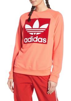 adidas Originals Trefoil Graphic Sweatshirt