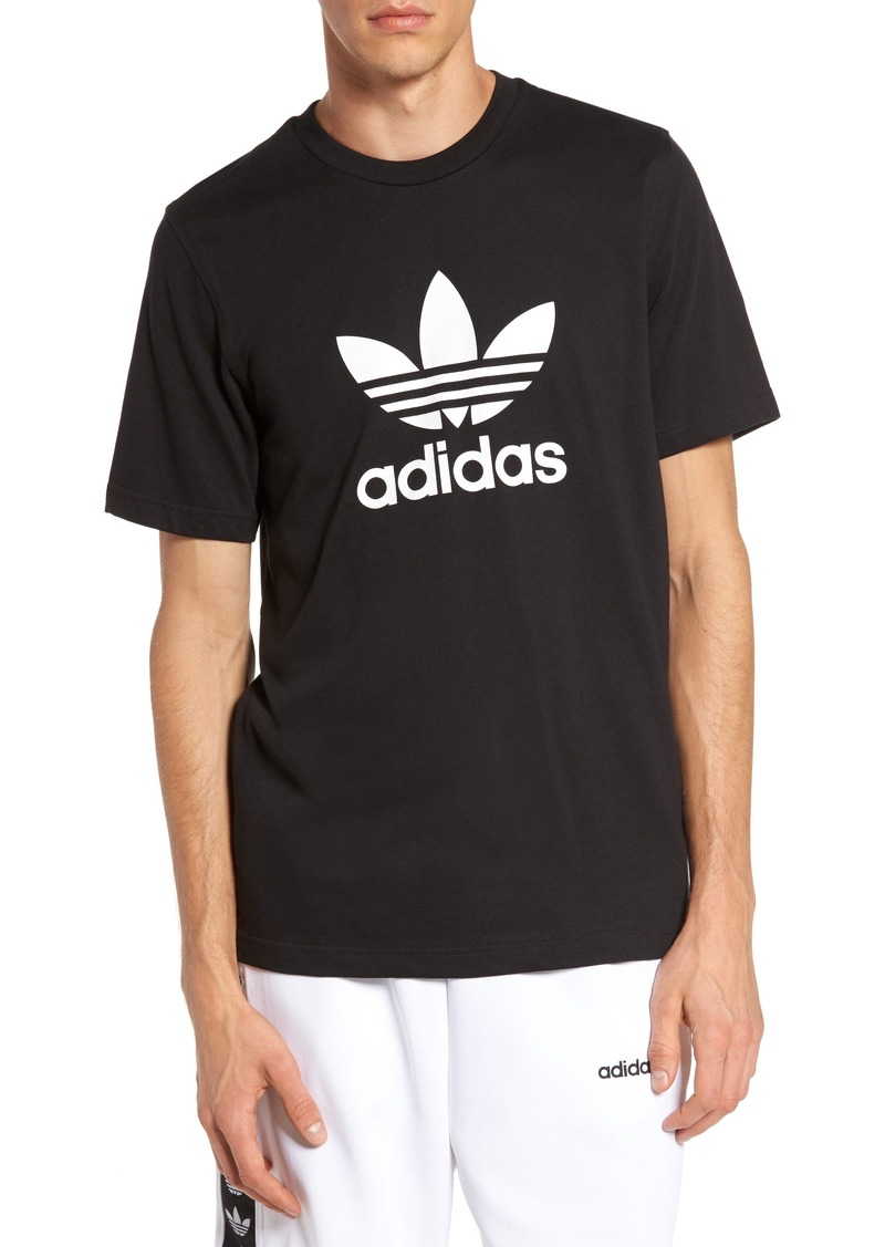 adidas Originals Trefoil Graphic T-Shirt