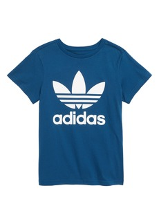 adidas Originals Trefoil Graphic T-Shirt (Big Boys)