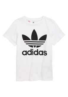 adidas Originals Trefoil Graphic T-Shirt (Big Boy)